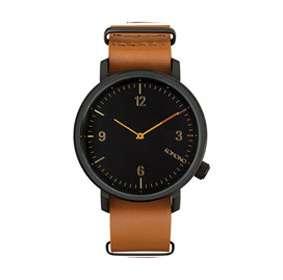 Pánske hodinky Komono Magnus II Black Cognac KOM-W1940
