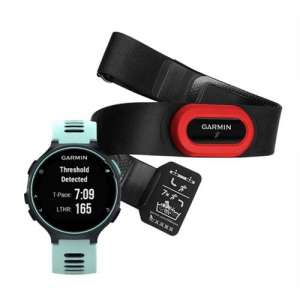 Garmin Forerunner 735XT Midnight blue & Frost blue Run Bundle 010-01614-16
