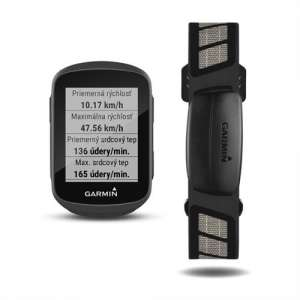 Garmin GPS Edge 130 HR Bundle 010-01913-06