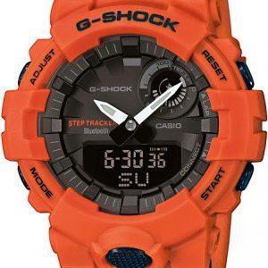 Casio G-Shock Step Tracker GBA 800-4A