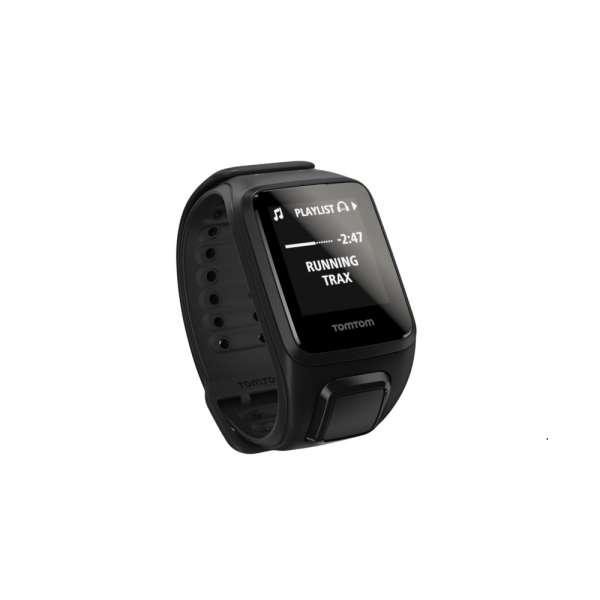 Hodinky TomTom Spark Fitness Music čierna - S (121-175 mm)