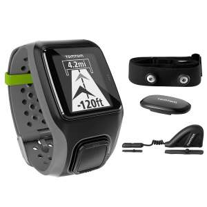 Hodinky TomTom MultiSport HRM+CSS+AM
