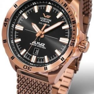 Vostok Europe Almaz Automatic