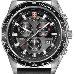 Swiss Military Hanowa Crusader Chrono