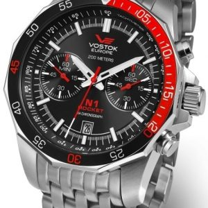Vostok-Europe N1 Rocket Chrono